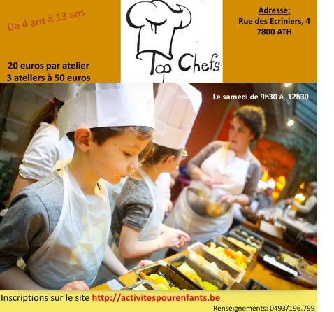 Ateliers Top Chef